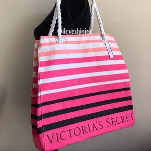 •Victoria's Secret• Beach Tote Bag